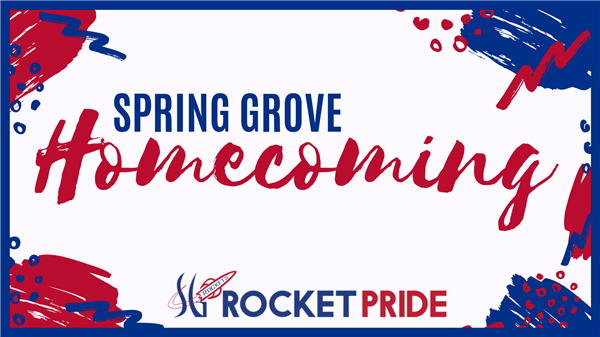 Spring Grove Homecoming Graphic