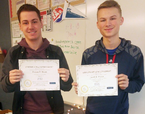 SGAHS Students are Big Winners in the Stock Market Challenge