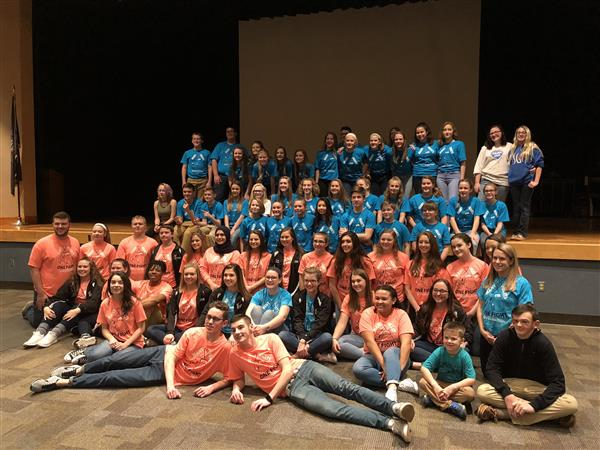 Photo Gallery: SG Mini-THON Kick-off Assemblies