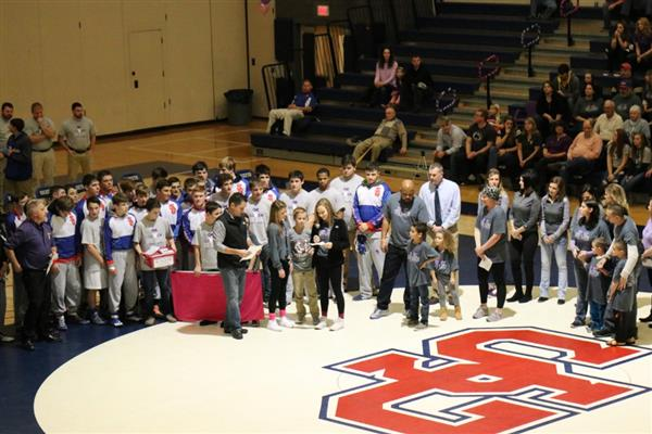 Photo Gallery: Take Down Cancer Wrestling Night