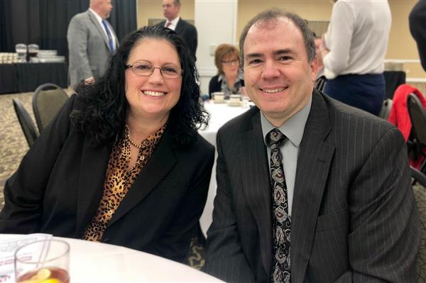 2018 Outstanding Educators Recognized at Shippensburg University