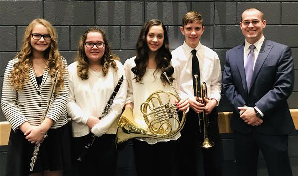 York County Middle School Honors Band Festival