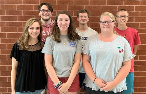 Commended students in the 2020 national merit scholarship program
