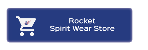 Rocket Spirit Wear Store Button