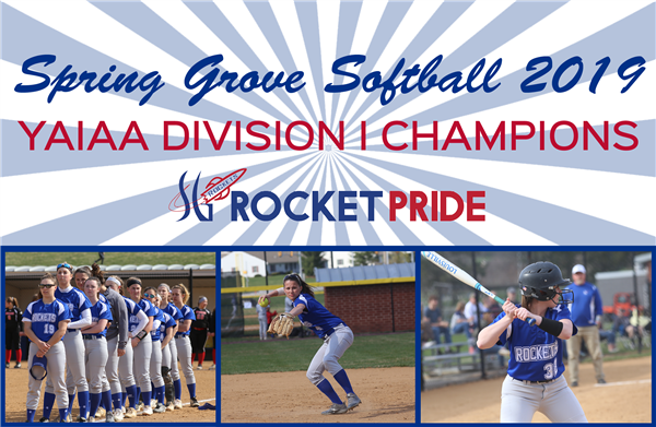 Lady Rockets Named Division I Champions