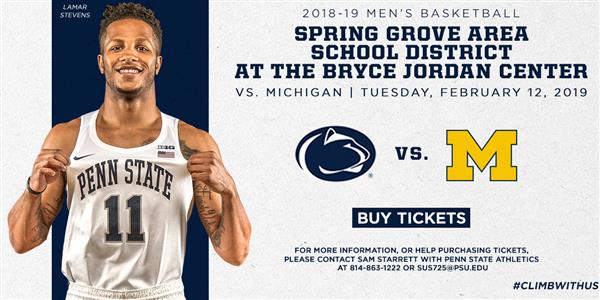 PSU Spring Grove Community Day Game!
