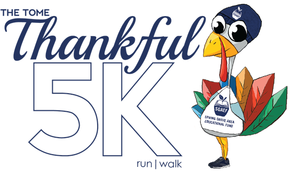 2019 SGAEF Thankful 5K