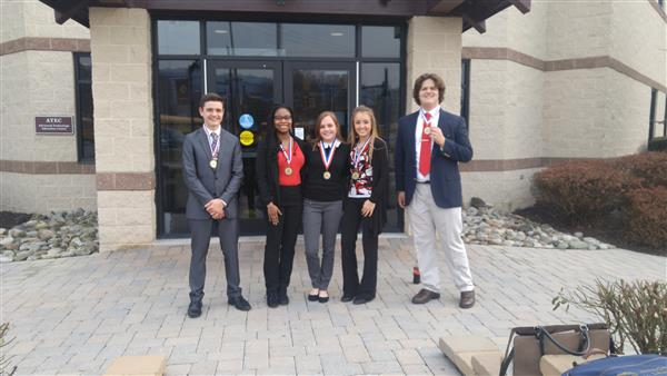 FBLA Regional Competition Results