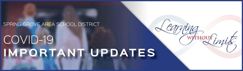 District COVID-19 Communications & Updates