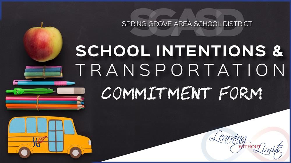 July 14, 2020: Parent Communication - Commitment Form & School Reopening Update